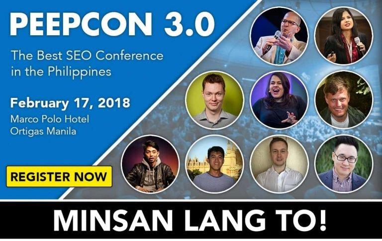 PEEPCON 3.0