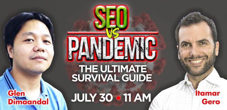 dimaandal-geo-seo-vs-pandemic-survival-guide