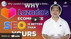 Why Lazada's Ecommerce SEO is Better